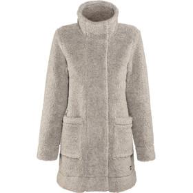 Bergans Oslo Wool LooseFit Jacket Dam grey mel